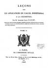 Титульный лист издания 1828 г., том II